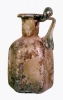 Roman Glass Jug With Looped Handle