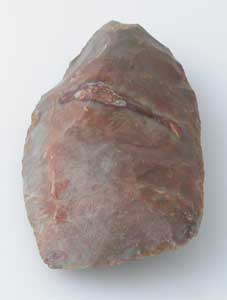 Neolithic Flint Axe Head