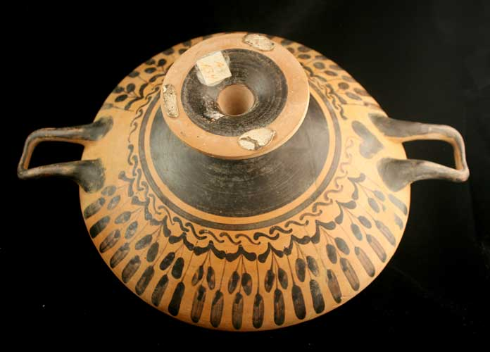 Black-Figure Terracotta Kylix