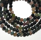 Mixed Tourmaline Necklace