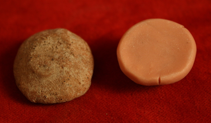 Egyptian Terracotta Mould