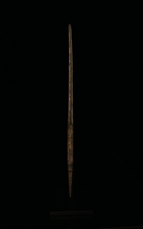 Late Bronze Age Bronze Spear