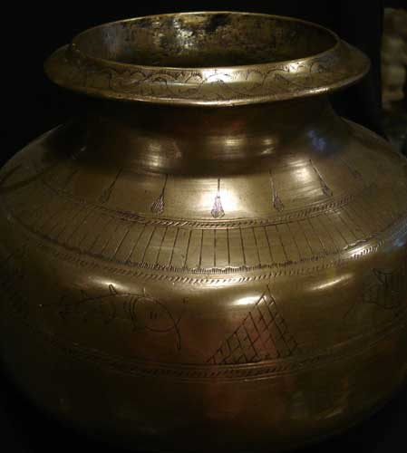 Ghaznavid High-Tin Bronze Jar