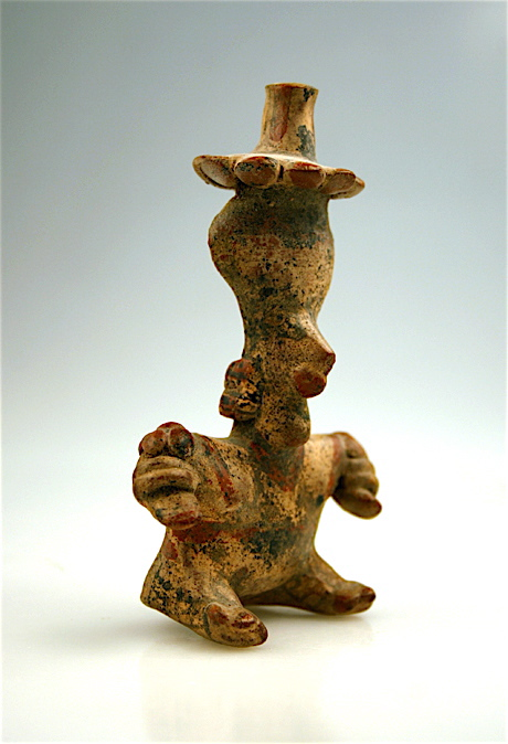 Miniature Nayarit Figure