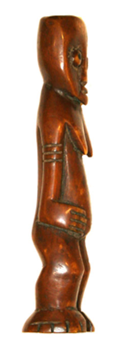 Lega Ivory Sculpture of a Woman