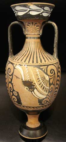 Apulian Red-Figure Amphora