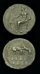 Silver Stater Struck Under the Satrap Mazaios