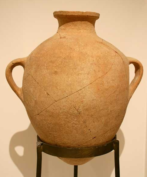 Middle Bronze Age Terracotta Amphora