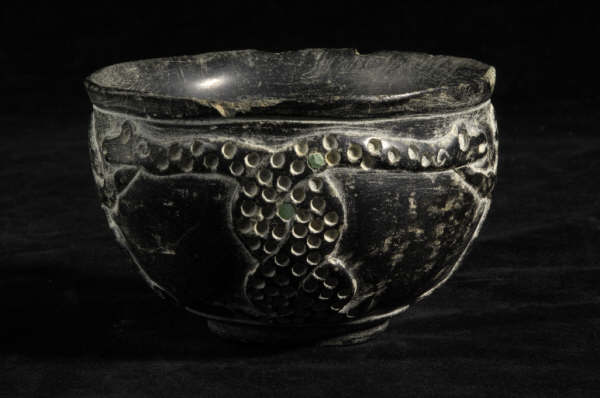 Steatite bowl in the Intercultural Style