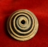 Roman Glass Spindle Whirl