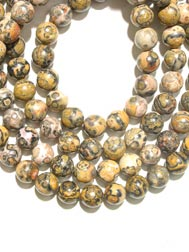 Jasper Bead Necklace