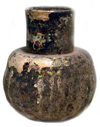 Early Islamic Glass Jar