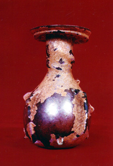 Late Roman/Early Byzantine Glass Sprinkler