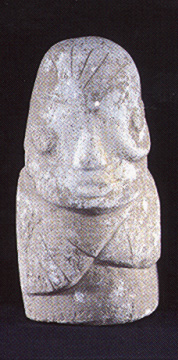 Neolithic Marble Figure