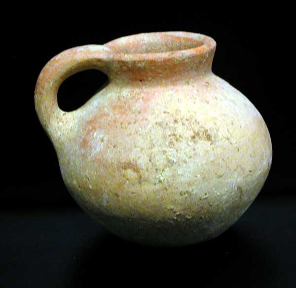 Small Terracotta Juglet