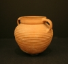 Roman Period Two-Handled Terracotta Pot