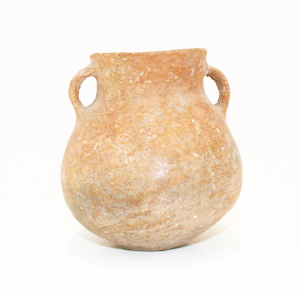 Early Bronze Age Pot with Two Handles