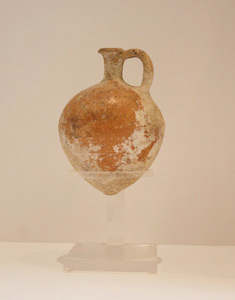 Middle Bronze Age Terracotta  Oil Jug