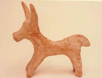 Late Bronze Age Zoomorphic Sculpture