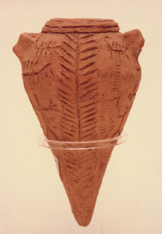 Amphora with Incised Decorations