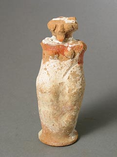 Philistine Anthropomorphic Figurine