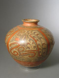 Cocle Terracotta Vessel