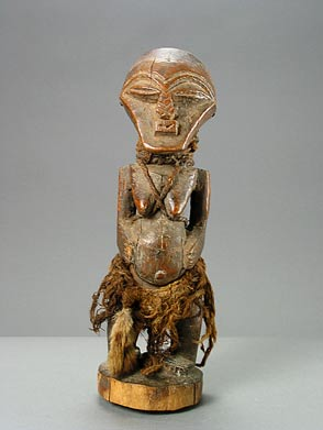 Songye Female Bishimba Sculpture