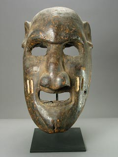 African Art / West African Wooden Mask