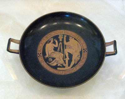 Faliscan Red-Figure Kylix