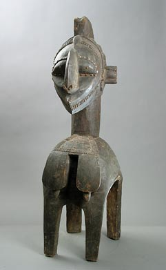 Baga Wooden Nimba Mask