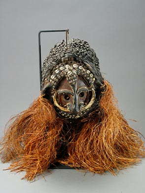Sawos Ceremonial Mask