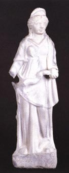 Marble Sculpture of Hygeia, Goddess of Health