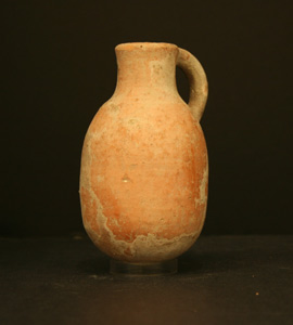 Iron Age Terracotta Vessel