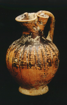 Greek Trefoil-Lipped Oinochoe