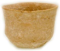 Early Bronze Age Terracotta Cup