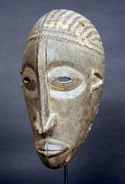 Dogon Wooden Face Mask