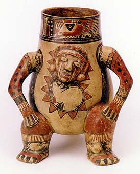 Anthropomorphic Vessel