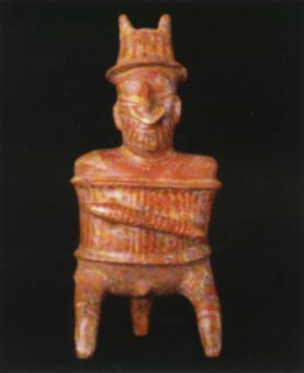 Nayarit Seated Male Shaman