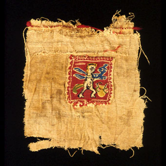 Late Antique Coptic Textile Fragment