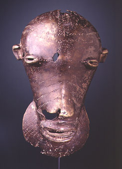 Brong Brass Mask