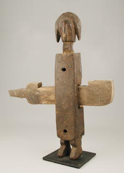 Dogon Granary Door Lock