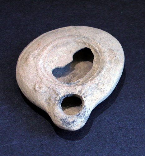 Roman Period Oil Lamp