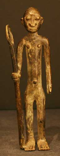 Sculpture of Standing Man