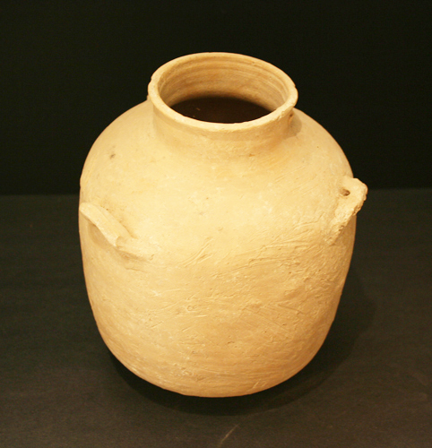 Early Bronze Age Terracotta Vase