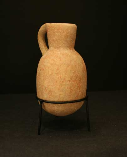 Iron Age Terracotta Decanter