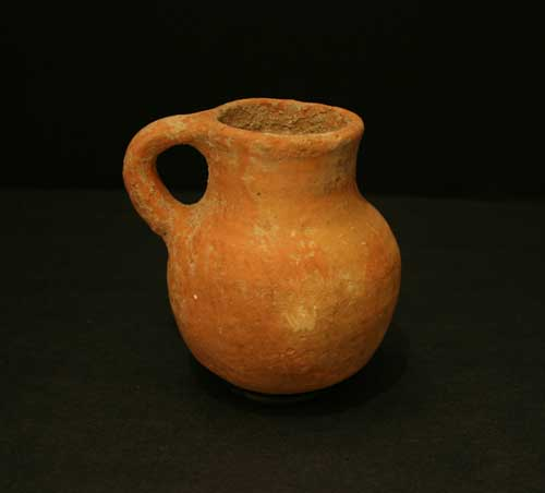 Iron Age Terracotta Jug