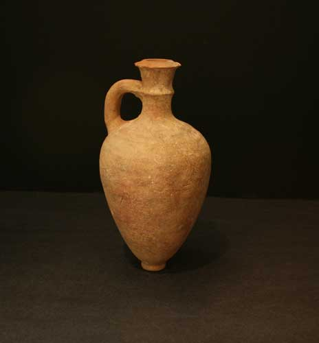 Middle Bronze Age Terracotta Juglet