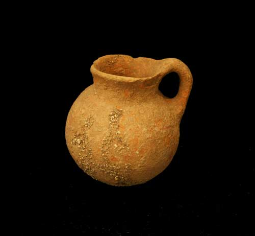 Early Bronze Age Terracotta Vessel