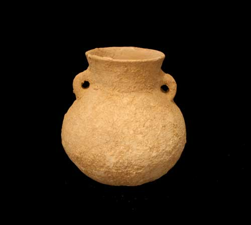 Early/Middle Bronze Age Terracotta Vessel
