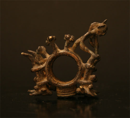 Ceremonial Bronze Ring